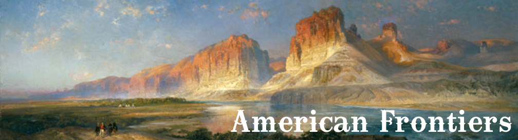 frontier thesis text Frontier thesis 2 closed frontier turner saw the land frontier was ending, and speculated as to what this meant for the continued dynamism of american society.