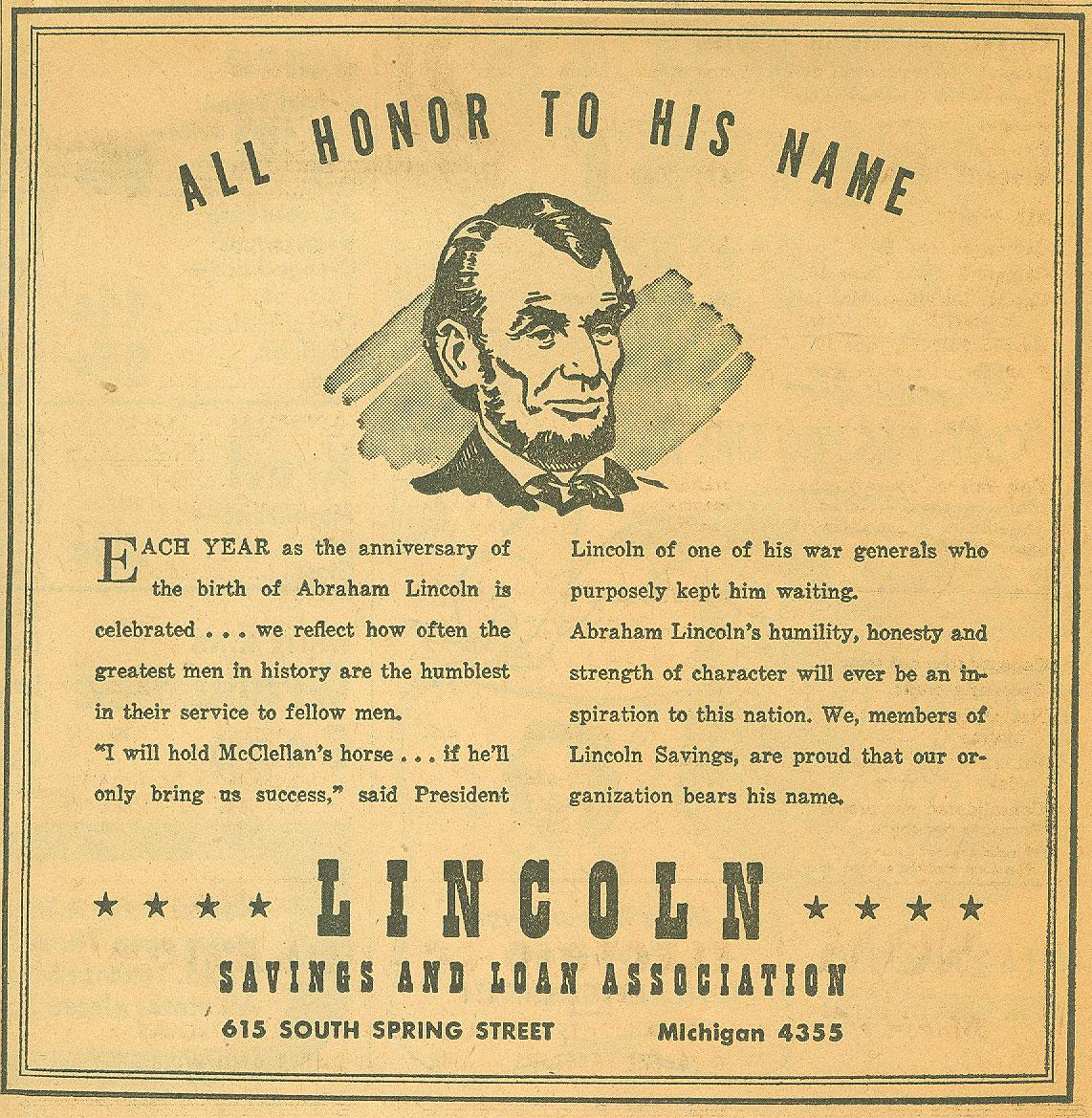 Lincoln Savings & Loan, Day 4 Part 1